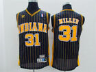Indiana Pacers # 31 Reggie Miller Basketball Jersey Navy Size: S - XXL on eBay