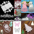 Внешний вид - DIY Album Scrapbooking Paper Embossing Metal Cutting Dies Stencil Craft Die-Cut