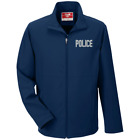 Embroidered Police Performance Jacket