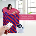 Home Portable Steam Sauna Spa Indoor Beauty Room Slimming Bath Head Cover Tent