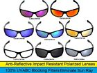 Galaxy Replacement Lenses For Oakley Deviation Sunglasses Multi-Color Selection