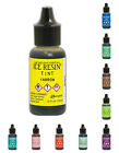 ICE resin color tints - give your epoxy resin jewel tone colors