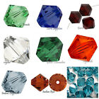 60pcs 5MM Swarovski Crystal Xilion Bicone Beads #5301, #5328, pick colors