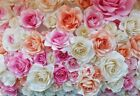 5x7/6x9/8x8ft Flower Photography Wedding Backgrounds Floral Photo Backdrops Prop