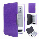 Hard Leather Protector Pouch Skin Case Cover For PocketBook 624/626 Touch 2 New