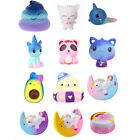 Kawaii Slow Rising Squishies Animal Cake Squishy Kids Stress Relief Squeeze Toys