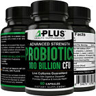 Probiotics 100 Billion CFU | 20 Strains | Pure Digestive Health, Non-GMO $9.95 USD on eBay