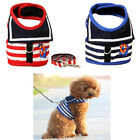 Adjustable Pet Dog Non Pull Safety Strap Vest Harness Puppy Walking Leash Collar