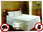 Внешний вид - Bed Bug Allergy Relief Waterproof Zippered Vinyl Mattress Cover/Protector 4 Size