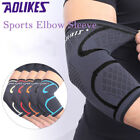 2X Elbow Brace Compression Support Sleeve Arthritis Tendonitis Reduce Joint Pain $8.64 USD on eBay