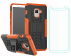 Shockproof Samsung A8 2018 / Plus 2018 Case Hard Protective Kickstand Slim Phone
