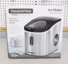 Ice Maker Compact Tramontina Stainless Steel Countertop Machine NEW Pick Color** photo