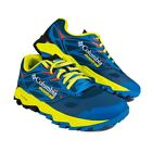 COLUMBIA MONTRAIL MENS 9.5 TRANS ALPS FKT II TRAIL RUNNING SHOES