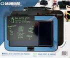 Boogie Board Dashboard Hardcover Shell Stylus Splash-Proof, Blue, Red or Black