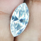 7.18 CTS FLAWLESS HUGE DIAMOND CUT F COLOR WHITE NATURAL SAPPHIER