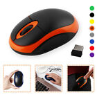 mouse 2.4 ghz - 2.4GHz Wireless Mouse Portable Mini Optical Mice + USB Receiver For Laptop PC XR