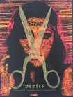 The Pixies - 2009 Todd Slater Poster Washington, DC DAR Constitution Hall