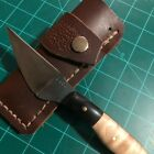 custom knife fixed blade With sheath