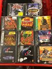 Sony Playstation 1 PS1 Games Pick your favorite!  All cleaned & Tested Spyro+++