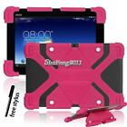 """Shockproof Silicone Stand Cover Case Fit Various Asus 10.1"""" ZenPad Tablet + Pen"""