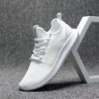 Men Running Shoes white Casual Athletic Sneakers Gym Workout Walking
