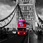 London Black And White Art Photo Print Canvas Poster Vintage Decor No Frame A294