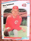 BASEBALL CARD   1988     FLEER   #   247    RON   ROBINSON   RE  SOX