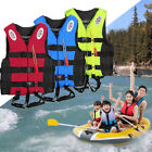 Aid Life Jacket Fishing Surfing Boating Water Sports Safety Vest Kids Adults