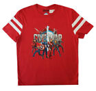 Captain America: Civil War T-Shirt (XL) Avengers Marvel Iron Man- NEW!