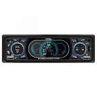 Favoto Car Stereo Receiver Blueooth In-Dash Head Unit Single Din Radio MP3 Playe