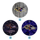 Baltimore Ravens Football Wall Clock Home Room Decor Gift on eBay