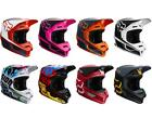2019 Fox Racing V1 Adult Helmet - Motocross ATV Dirt Bike MTB UTV CZAR PRZM MATA