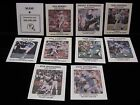 1989 Dan Marino Miami Dolphins NFL Franchise Cards Whole Team Set, or Singles
