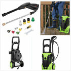 Green Clean 3000 PSI 1.8 GPM Cold Water Electric Pressure Washer Spray Kit |