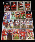 1988 49ers Police Cards...Singles  or 19ct set  NO MONTANA  use drop down menu