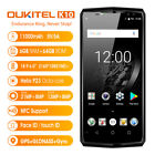 "Oukitel K10 6"" 4G Animated Phone Octa Core NFC GPS WIFI 11000mAh 6G+64GB 4*Cams NEW"