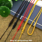 DIY Taiwan Line Hand Woven Braided Beads String Rope Cord For Pendant Necklace