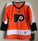 New Philadelphia Flyers Toddler Kids Hockey Jersey Size 2-4 or 4-7 NHL Boy Shirt $12.99 USD on eBay