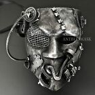 Halloween Steampunk 18th century Venice Bauta Costume Mask