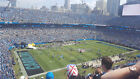 (2) Carolina Panthers vs New Orleans Saints (low row) on eBay