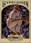 2011 Topps Gypsy Queen BB #s 1-200 +Rookies (A1767) - You Pick - 10+ FREE SHIP