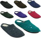 Crocs 203600 CLASSIC SLIPPER Unisex Mens Womens Ladies Warm Fleece Mule Slippers