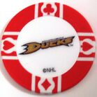 Anaheim Ducks NHL Poker Chip Various Colours