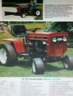 MTD 990 Coast to Coast Lawn Garden Tractor Owner & Parts Manual 46p Riding Mower