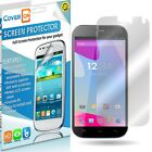 Lot New HD Clear Anti Glare LCD Screen Protector Cover for BLU Life One X