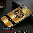 New 2019GUCI37 LUXURY TIGER For iPhone X XR XS MAX Samsung Galaxy S9+ Case PRINT