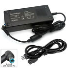 120W AC Power Adapter Charger Cord For HP omen 17-w043dx 17-w047nr Laptop Supply