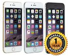 "Apple iPhone 6 4.7"" 64GB AT T Locked Smartphone 1 Year Warranty"