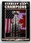 NHL Hockey Stanley Cup Champions Playing Cards Deck - Mint - Factory Sealed $7.00 CAD on eBay