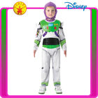 Delux Child Kids Buzz Lightyear Costume Boys Girls Disney Toy Story Book Week